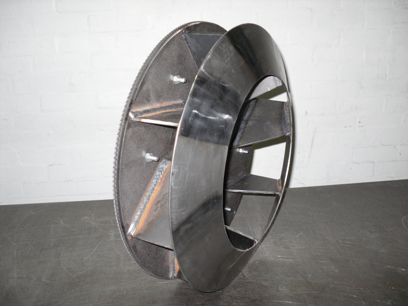 Impellor fabrication
